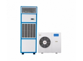 Air conditioning dehumidifier